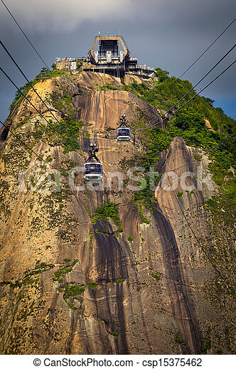 Sugarloaf Mountain - csp15375462