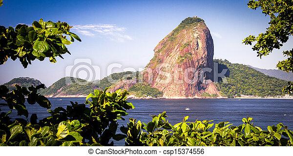 Sugarloaf Mountain - csp15374556