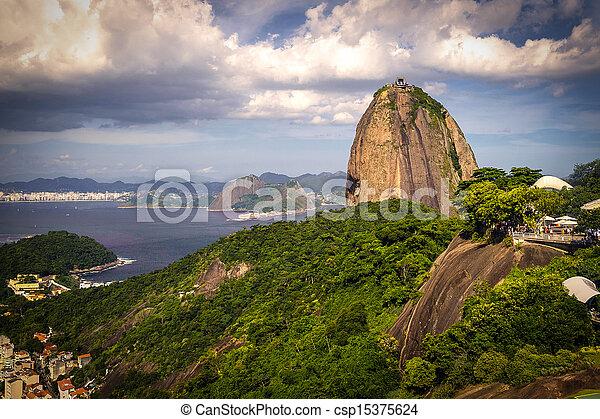 Sugarloaf Mountain - csp15375624