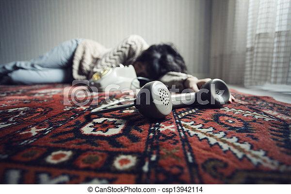suicidio - csp13942114