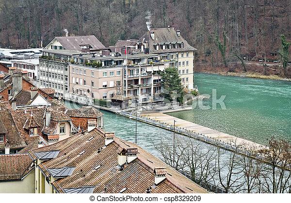suisse, berne - csp8329209