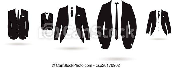 suit group - csp28178902