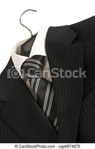 Suit - csp4974875