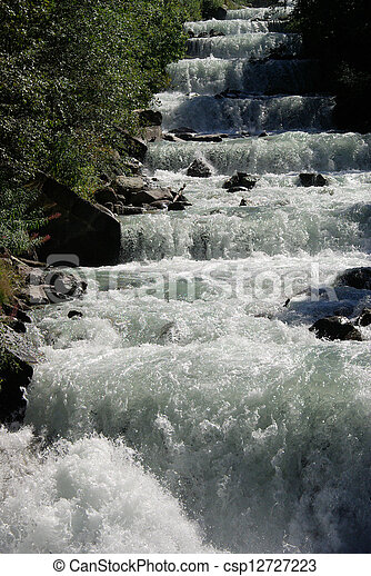Sulden Creek 04 - csp12727223