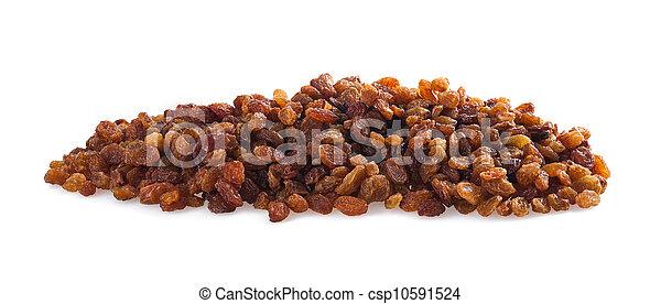 sultana raisins - csp10591524