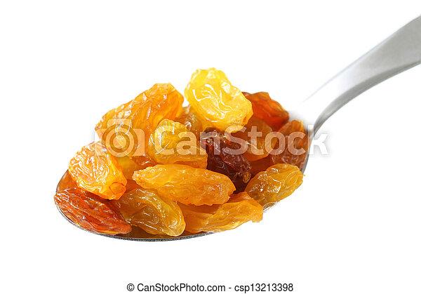 Sultana raisins - csp13213398