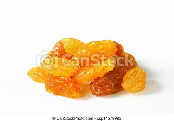 Sultana raisins - csp14579993