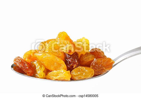 Sultana raisins - csp14580005