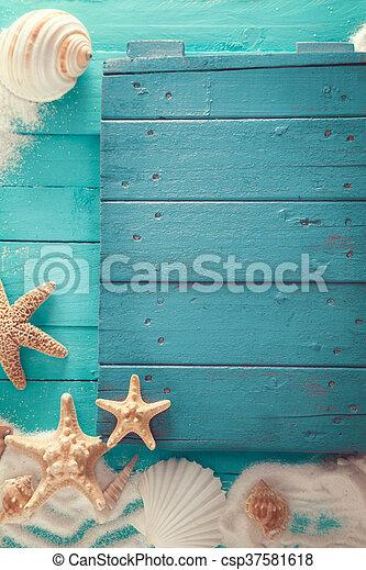 Summer background - csp37581618