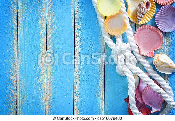 summer background - csp16679480