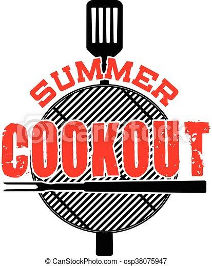 Summer Cookout - csp38075947