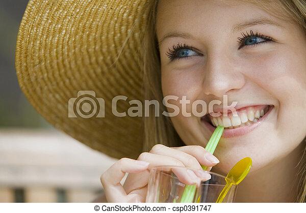 Summer Drinks - csp0391747