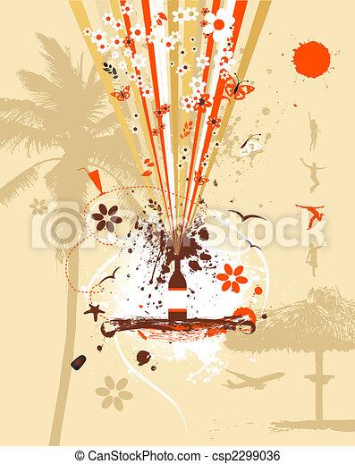Summer holiday - csp2299036