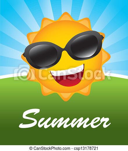 Summer - csp13178721