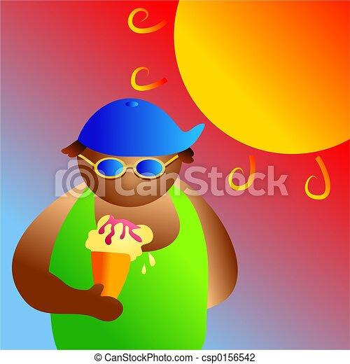 summer man - csp0156542