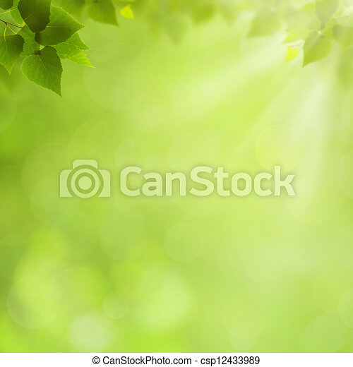 Summer natural backgrounds for your design - csp12433989
