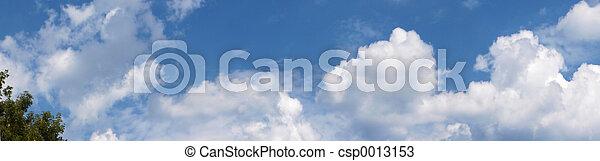 Summer Panorama - csp0013153