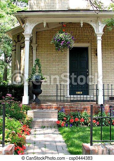 Summer Porch 01 - csp0444383
