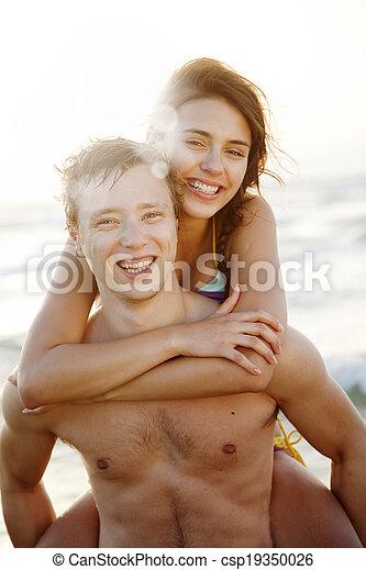 summer romance - csp19350026