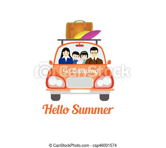 Summer sale design template Fresh discounts - csp46001574