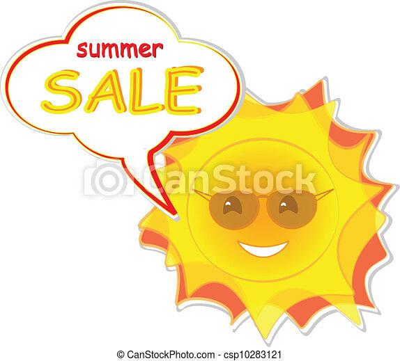 Summer sale - csp10283121