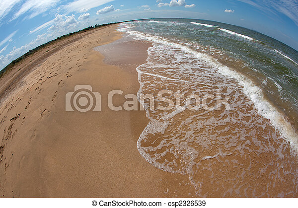summer sea - csp2326539