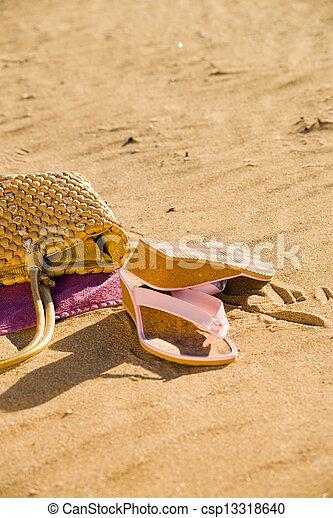 Summer still life - csp13318640