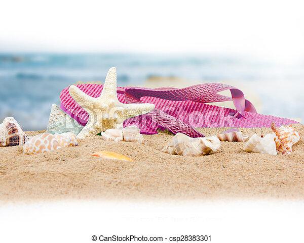 Summer still life - csp28383301