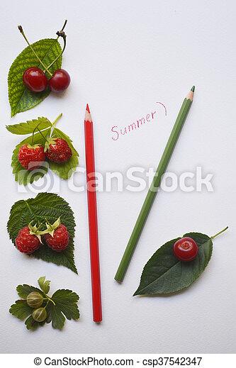 summer - csp37542347