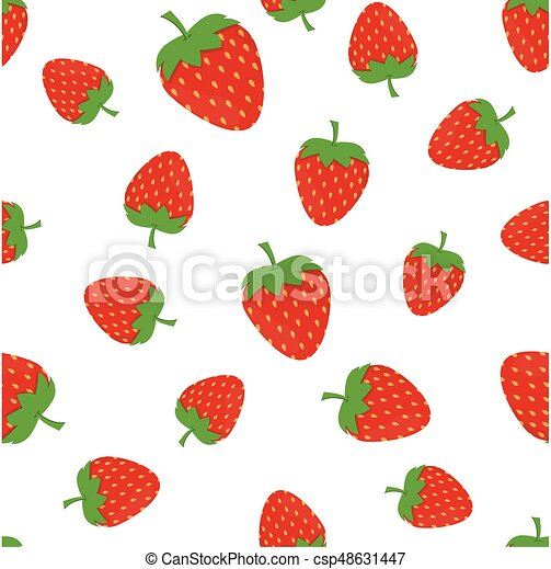 Summer Strawberry Pattern Strawberry Pattern Abstract Strawberry Inspiration Strawberry Pattern