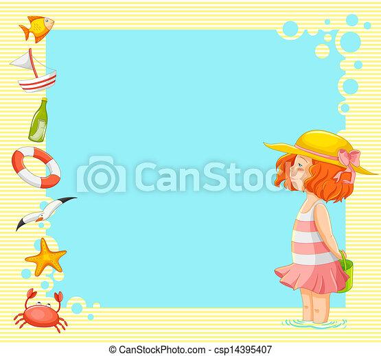 summer time - csp14395407