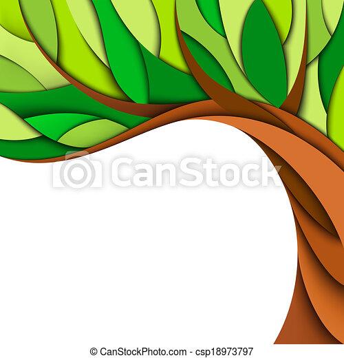 summer tree background vector illustration eps vectors search rh canstockphoto com clip art backgrounds for word documents clip art background designs