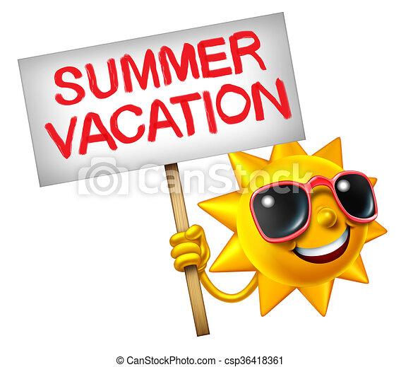 Summer Vacation - csp36418361