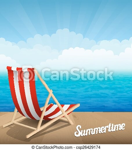 Summertime rest - csp26429174