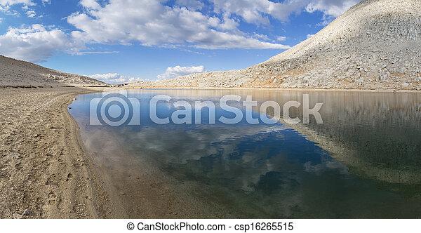 Summit Lake - csp16265515
