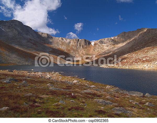 Summit Lake - csp0902365
