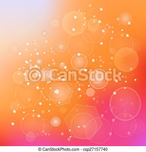 Sun Background - csp27157740