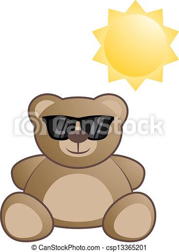 Sun bear - csp13365201