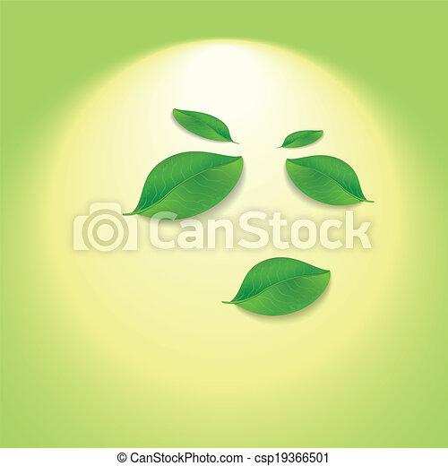 Sun face. - csp19366501