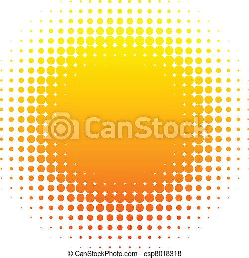 sun., halftone - csp8018318