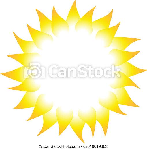 Sun rays - csp10019383