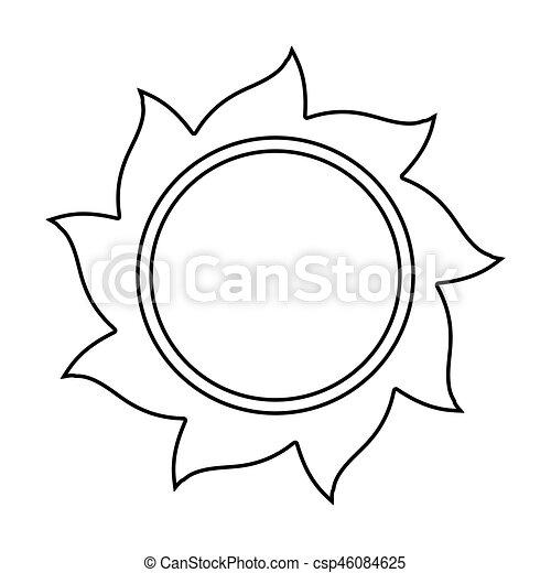 sun silhouette vector symbol icon design beautiful vector rh canstockphoto com Dolphin Silhouette Vector Sun Vector Graphic