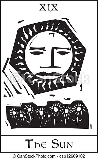 Vector Art - Linear icon of the nineteenth day of the calendar. EPS clipart  gg104288252 - GoGraph