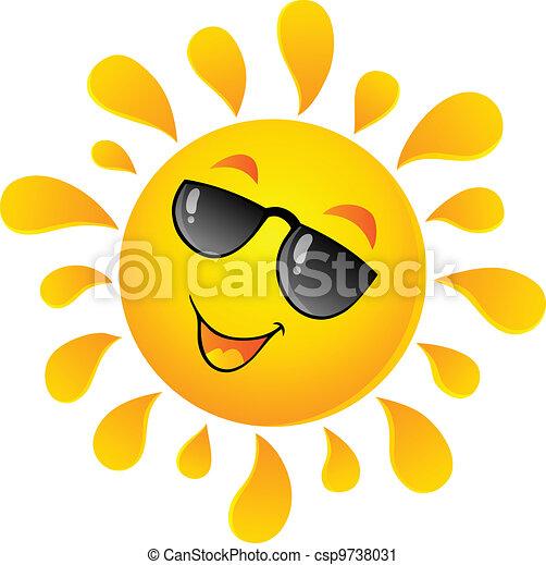 Sun theme image 5 - csp9738031