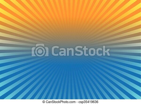 Line Art Effect Photo : Sunburst effect background vectors search clip art illustration