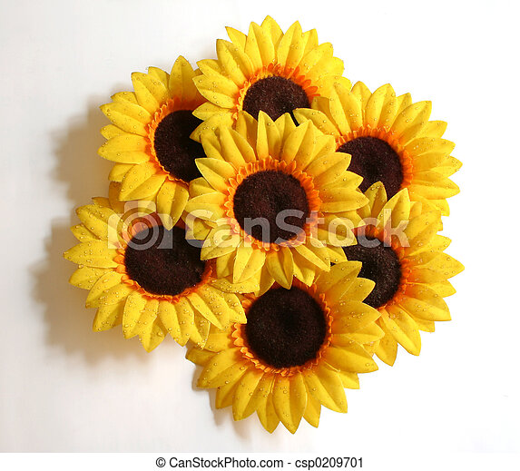 Sunflower Arrangement - csp0209701