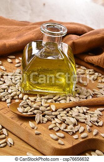 Sunflower seed oil - csp76656632