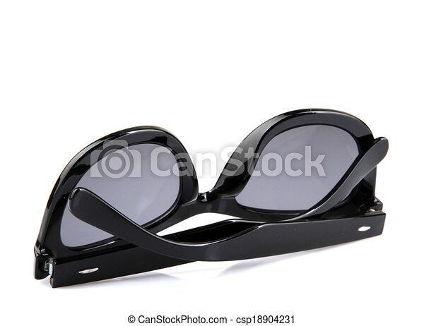 Sunglasses Isolated on white background - csp18904231