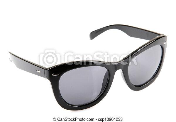 Sunglasses Isolated on white background - csp18904233