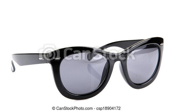 Sunglasses Isolated on white background - csp18904172